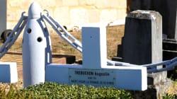 Philippe a rendu hommage à Augustin Trébuchon, dernier poilu tué en