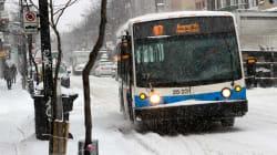 STM: les bus hybrides plus efficaces que le