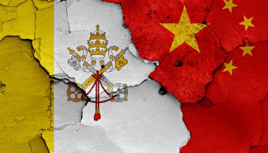 バチカンと中国が暫定合意、長年対立の司教任命めぐり