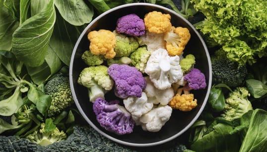 Certains choux-fleurs et laitues contaminés à l'E.