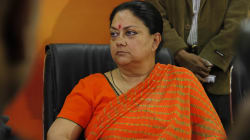 Under A Cloud: Why This Rajasthan Lawyer Has Sued Chief Minister Vasundhara Raje In The Supreme