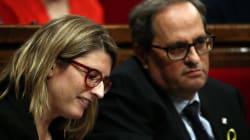 El Govern catalán denunciará ante la fiscalía a Lesmes y Picazo por cambiar de criterio sobre el impuesto