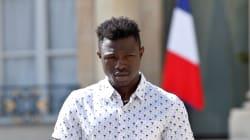 Mamoudou Gassama est officiellement