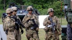 Les États-Unis débutent un exercice militaire international à la frontière entre l'Europe et la