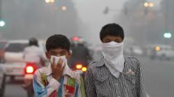 """La contaminación del aire: El """"nuevo tabaco"""" que mata a 600 mil niños al"""
