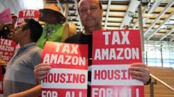 Seattle tassa Amazon (e non solo) per aiutare i senzatetto, l'azienda protesta: