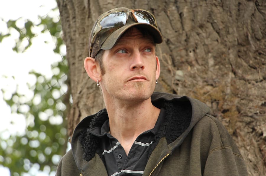 Chris Wiggins is a fourth-generation logger in Williams Lake, B.C.
