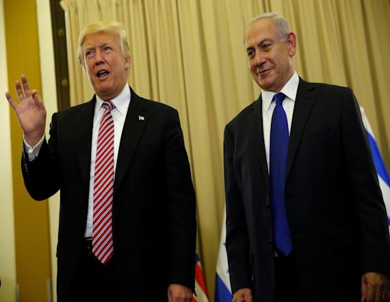 WATCH LIVE: Trump, Netanyahu hold joint conference