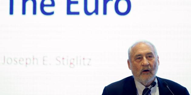 25 Prix Nobel dénoncent la politique anti-euro de Marine Le Pen (dont Joseph Stiglitz qu'elle cite volontiers)