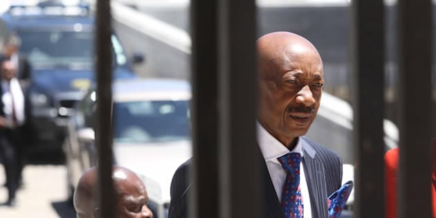 Sars Commissioner Tom Moyane Gets The Boot