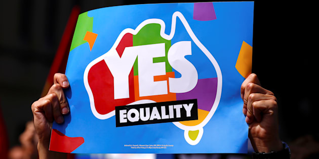 Senator to introduce marriage equality bill immediately pending 'yes' vote