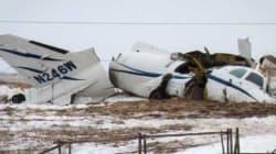 Une erreur de pilotage en cause dans l'accident d'avion qui a entraîné la mort de Jean