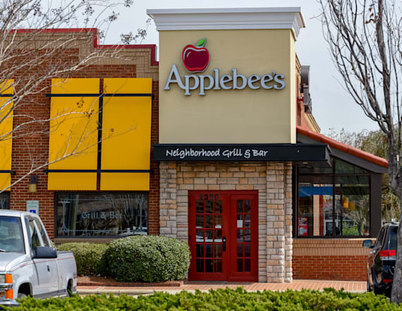 Applebee's worker allegedly fired over racist patron