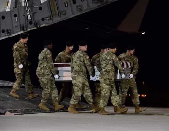 Pentagon team heads to Niger after troop ambush