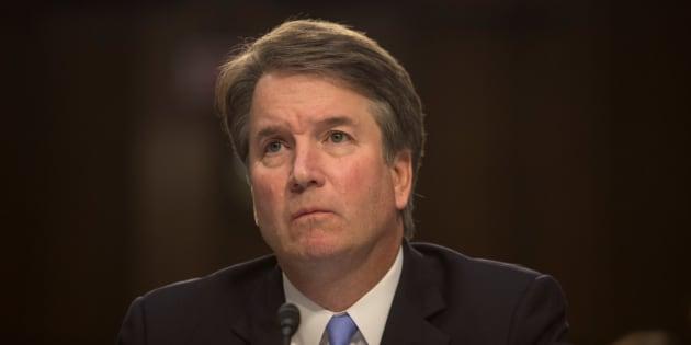 La femme qui accuse d'agression sexuelle le candidat de Trump à la Cour Suprême témoigne publiquement.