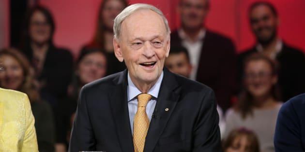 L'entrevue avec l'ancien premier ministre Jean Chrétien a provoqué de vifs débats lors de l'émission du 21 octobre 2018.
