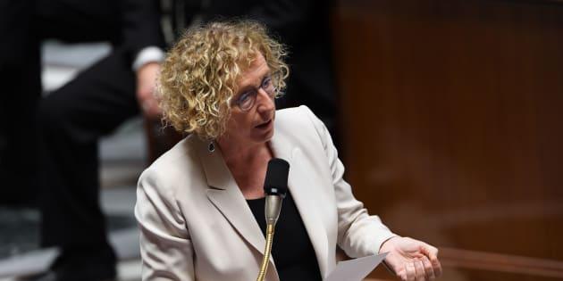 Muriel Pénicaud à l'Assemblée nationale le 27 novembre 2018.