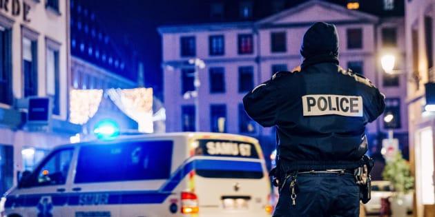 Deux morts dans une fusillade dans le centre de Strasbourg — EN DIRECT