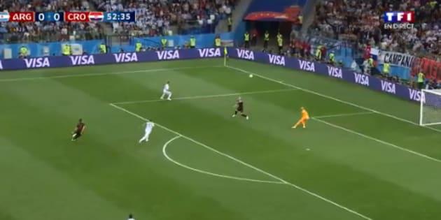 Argentine - Croatie en Coupe du Monde 2018: la boulette ridicule de Caballero qui pourrait coûter très cher à l'albiceste