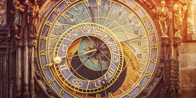 Pour ou contre le changement d'heure ? Les arguments scientifiques pour choisir votre camp (photo d'illustration : Horloge astronomique de Prague)