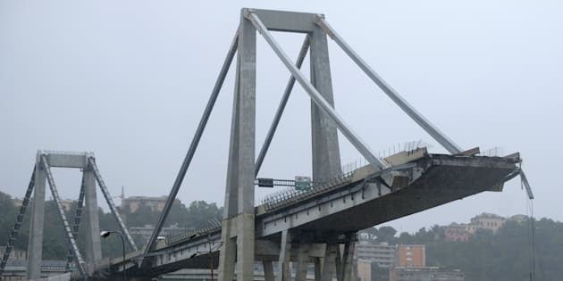 """Commissione Mit: """"Aspi non fece la valutazione di sicurezza del Ponte Morandi a Genova"""""""