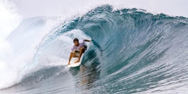 """La série """"Deutsch-les-Landes caste"""" des jeunes surfeurs pour figurants."""