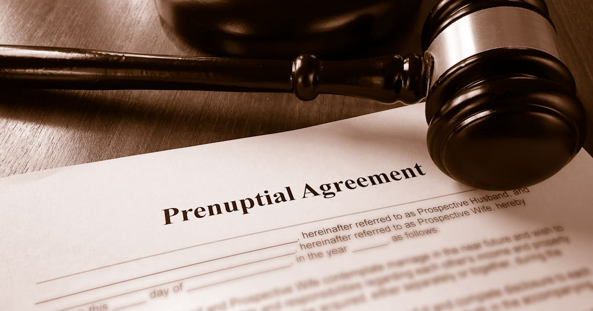 A Prenuptial Agreement Is Not Always An Open And Shut Case