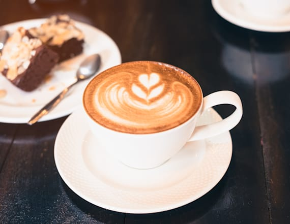 This is the right time to drink your coffee