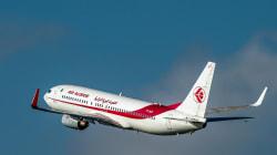 Un vol Air Algérie intercepté par un chasseur français au dessus