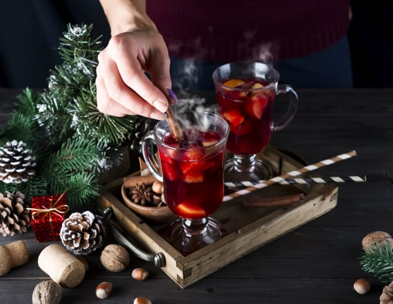 Over 50 festive holiday cocktail recipes to whip up