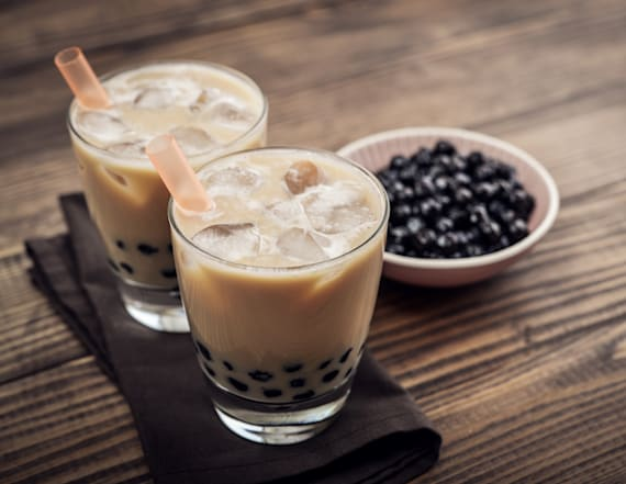 Doctors find over 100 bubble tea pearls inside girl