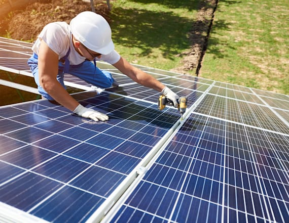 Federal tax credit for solar energy