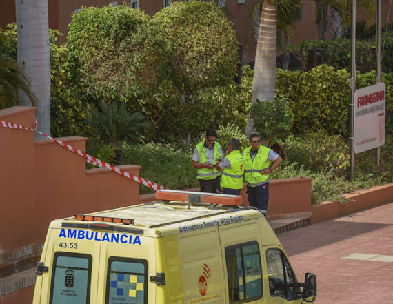 Canary Islands hotel guest test positive for virus
