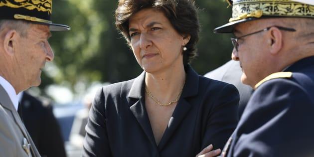 Sylvie Goulard le 18 juin.