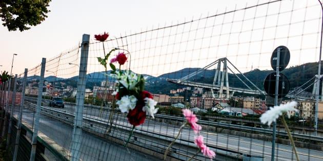 Crollo Genova, Mattarella: ricostruire in tempi rapidi