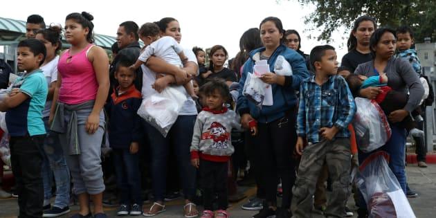 Faute de place, les États-Unis suspendent les poursuites contre les clandestins qui viennent avec leurs enfants