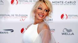 Pamela Anderson partage son affection pour les