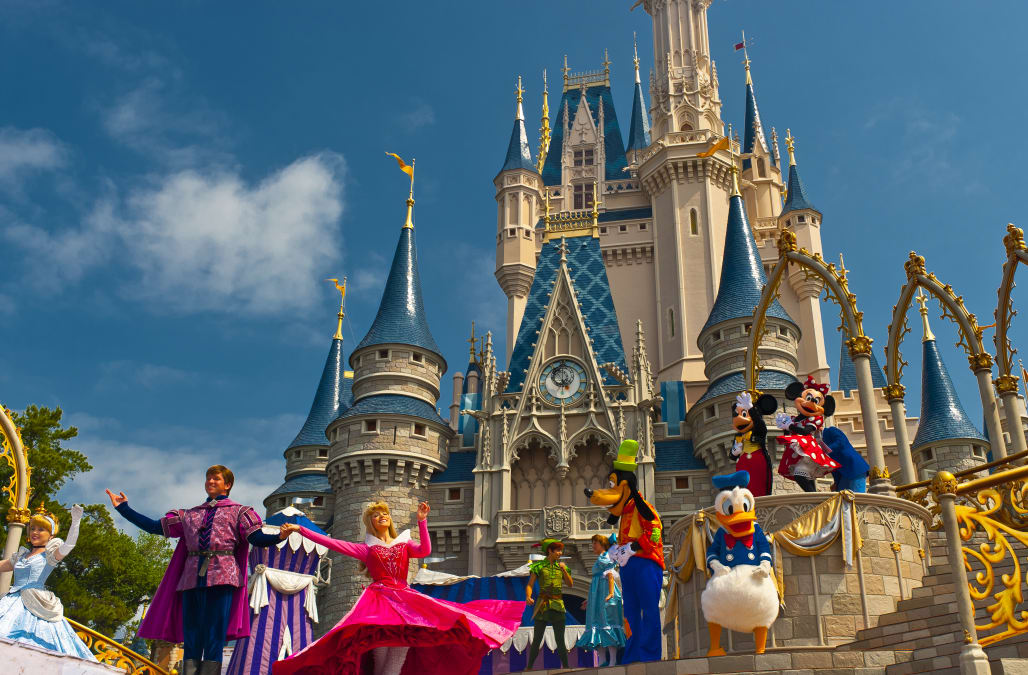 The Best And Worst Times To Visit The Disney Parks Aol