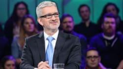 À TLMEP, Jean-Martin Aussant explique pourquoi il choisit le PQ et non