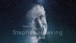 La stella di Hawking è tornata nel cosmo, ma queste sue 10 frasi vivranno per