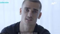 Griezmann annonce rester à l'Atlético