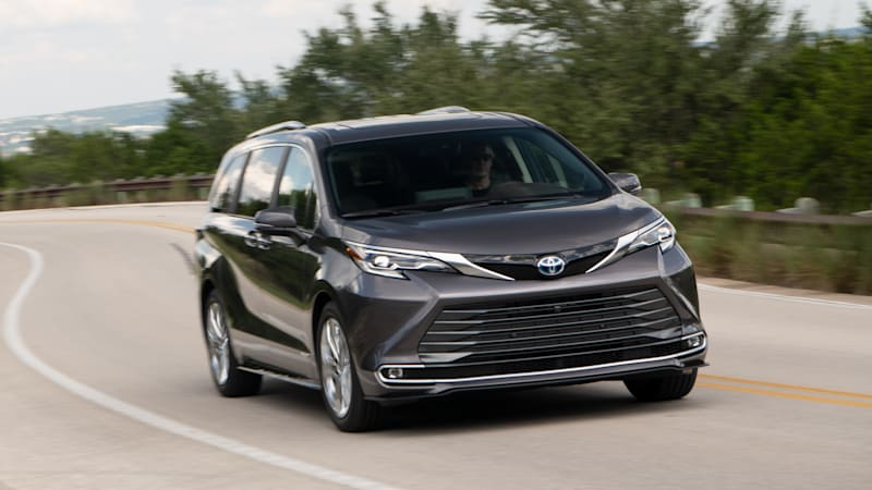 Toyota and Denso team with Aurora on self-driving minivans