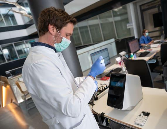 FDA grants approval for 15-minute coronavirus test