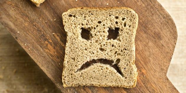 Les spécialistes recommandent de ne pas supprimer le gluten de votre régime alimentaire avant d'être sûr de ce que vous avez.