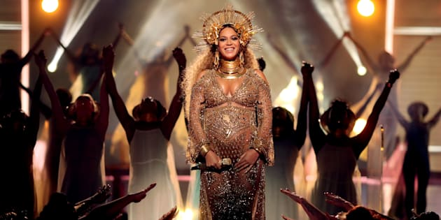 Praise Beysus: The 22-time Grammy winner is reportedly Disney's top pick for the voice of Nala.
