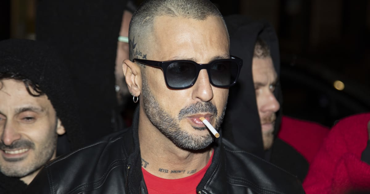 Fabrizio Corona torna in carcere: violate disposizioni del giudice