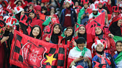 イラン、ACL決勝を「女性サポーター」が観戦 ふだんは禁止だが今回は特別