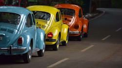 'Auf Wiedersehen': el Beetle (vocho) ahora sí sale de