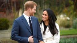 I cospirazionisti hanno una teoria sul matrimonio di Harry e Meghan (ed è