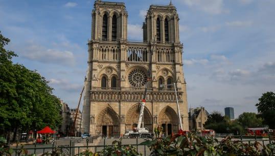 BLOGUE Notre-Dame de Paris: l'indécence et la place de